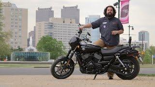 Harley Davidson Street 750 Review at RevZilla.com