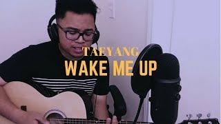 download lagu Taeyang - 'wake Me Up' English Cover gratis
