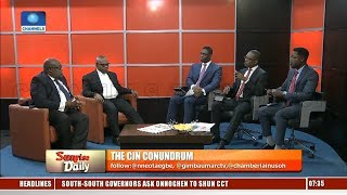 Lawyers Disagree Over Legality Of CJN Onnoghen's Indictment Pt.2  Sunrise Daily 