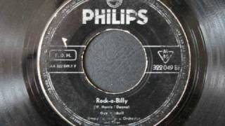 Watch Guy Mitchell Rock-a-billy video