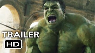 Avengers Age of Ultron Blu-ray Trailer (2015) Marvel Superhero Movie HD