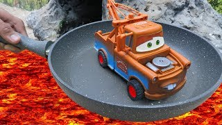 Toy Cars Magic Transformation for kids | Cars Toys Race & Jump