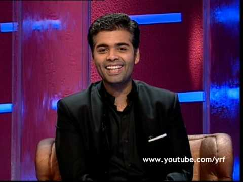 Karan Johar  Invites You To YRF Channel On YouTube - Youtube.com/yrf