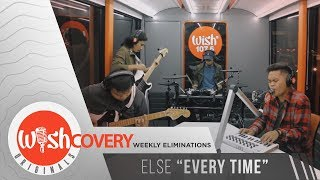 "Else performs ""Every Time"" LIVE on Wish 107.5 Bus"