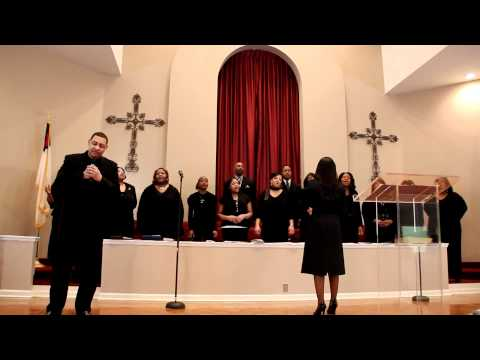 Tabernacle of Praise Christian Church Choir singing You Are God Alone  by Minister Proctor