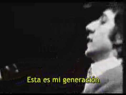 Thumbnail of video The Who - My Generation