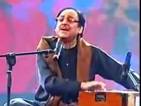 Ghulam Ali Khan - Dil Mein Aur To Kya Rakha Hai - Ghazal Music...