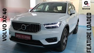 2018 Volvo XC 40 Inscription | detailed review | price | features | specifications !!!