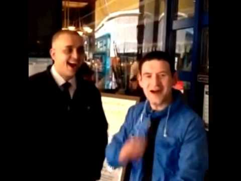White Guy Sings Ho Gaya Sharabi Panjabi MC