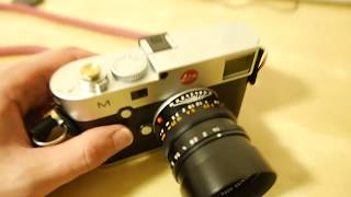 How to Zone Focus With a Leica M Rangefinder