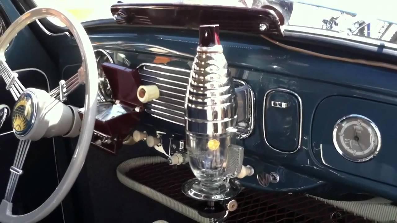 1956 VW Beetle Stunning - YouTube