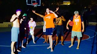 Barefoot Basketball vs 2HYPE (Knockout Challenge)