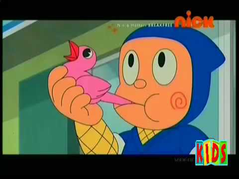 Ninja hattori nickelodeon tv hindi channel kids real comedy show  part 49