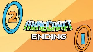2 FOR 1 - MINECRAFT - Part 12 - Ending W/ Blitzwinger & Gamer (Puzzle Map)