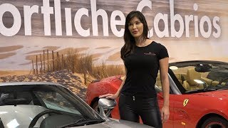 Essen Motor Show 2018 [Teil 1] EMS - Preview Day - Presserundgang am Pressetag Messe Essen