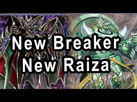 New Breaker New Mega Raiza Monarchs