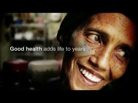 WHO: Healthy ageing -- adding life to years