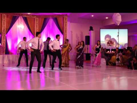 Keyur and Parika Reception Dance