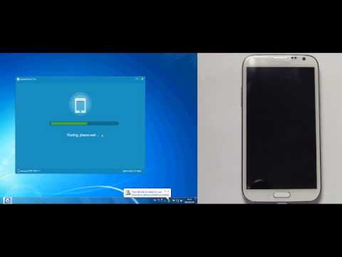 How to root Samsung Galaxy Note2  (N7100)