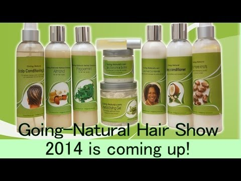 The Going Natural Hair Show