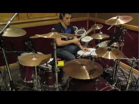 Mana - Clavado en un Bar - Drum Cover