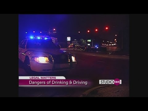 studio10: dangers of drinking and driving greene and phillips