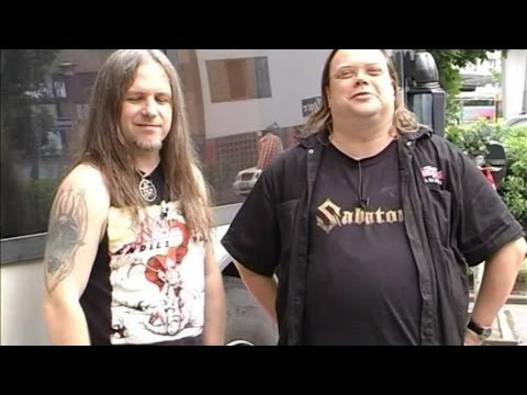 VADER - Interview about their 25th year...