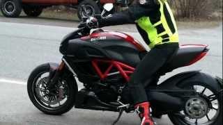 2011 Ducati  Diavel Carbon