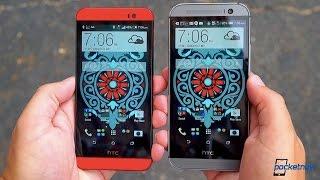 HTC One E8 vs HTC One M8 karşılaştırma