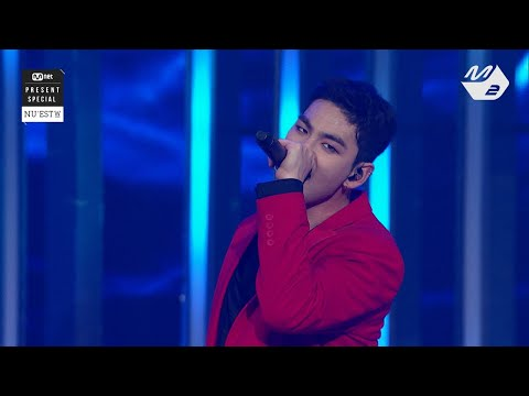 [Mnet Present Special] NU'EST W - WHERE YOU AT