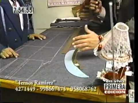 TERNOS RAMIREZ - SASTRERIA ELEGIDA POR AMERICA TELEVISIÓN