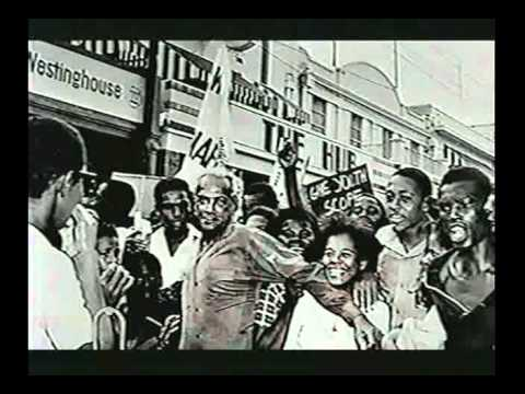 BLOOD AND FIRE - Jamaica's Political History 1 of 4