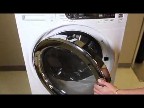 Front Load Washer Basket Clean