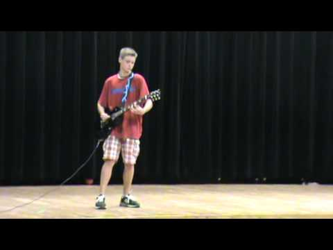 Stairway to Heaven solo- 6th Grade Talent Show