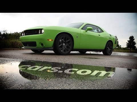 2015 Dodge Challenger R t Scat Pack Review video