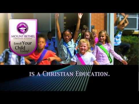 Mount Bethel Christian Academy - Welcome Video - 06/19/2012