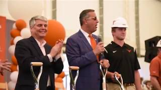 Longhorn Foundation and Texas Football celebrate South End Zone project groundbreaking [May 4, 2019]
