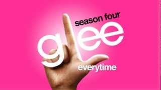 Watch Glee Cast Everytime video