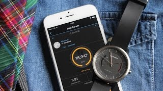 Обзор Garmin Vivomove