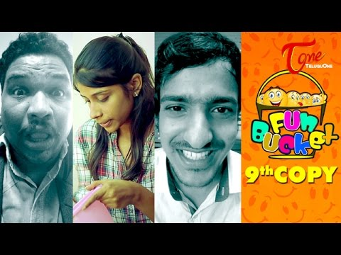 Fun Bucket | 9th Copy | Funny Videos | By Harsha Annavarapu