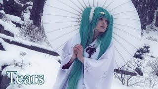 Hatsune Miku ★ Tears ★ - VOCALOID Live Action