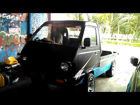 Pick Up Modifikasi Jonggrang Garage