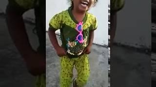 cute Kovakkara machanum illa song by  baby sing