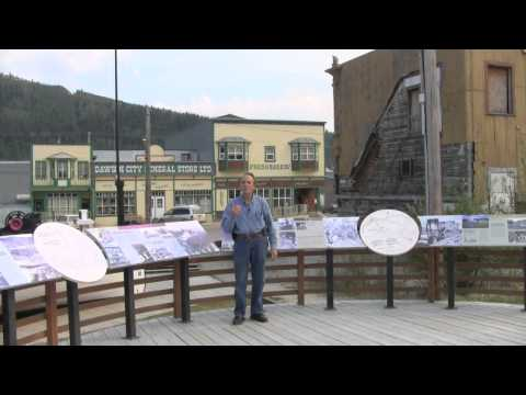Travel Guide Road Trip to Alaska Dawson City The Town