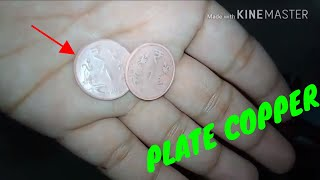 How To Do Copper Plating On Coins At Home Easy