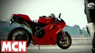 Ducati 1198 Promotional Video