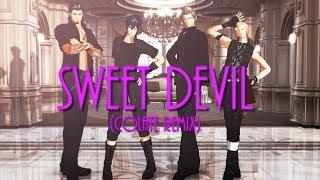 {MMD Final Fantasy XV} Sweet Devil Colate Remix {The Chocobros}