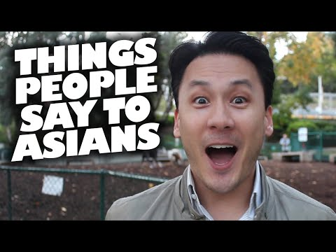 Things Asians Hate