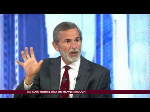 Director of the OECD Richard Boucher Discusses Wealth Inequality in the U.S.