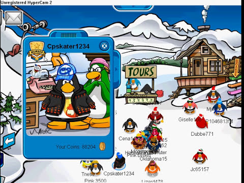 Club Penguin - NEW! Membership Hack 2010